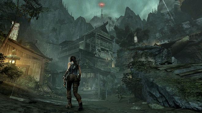 tomb raider игра 2013