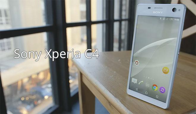 Sony-Xperia-C4