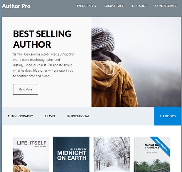 20+ Лучшие темы WordPress для корпоративных, модных, туристических и личных блогов