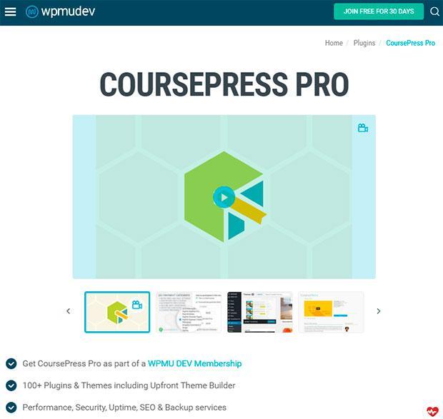 coursepress Pro