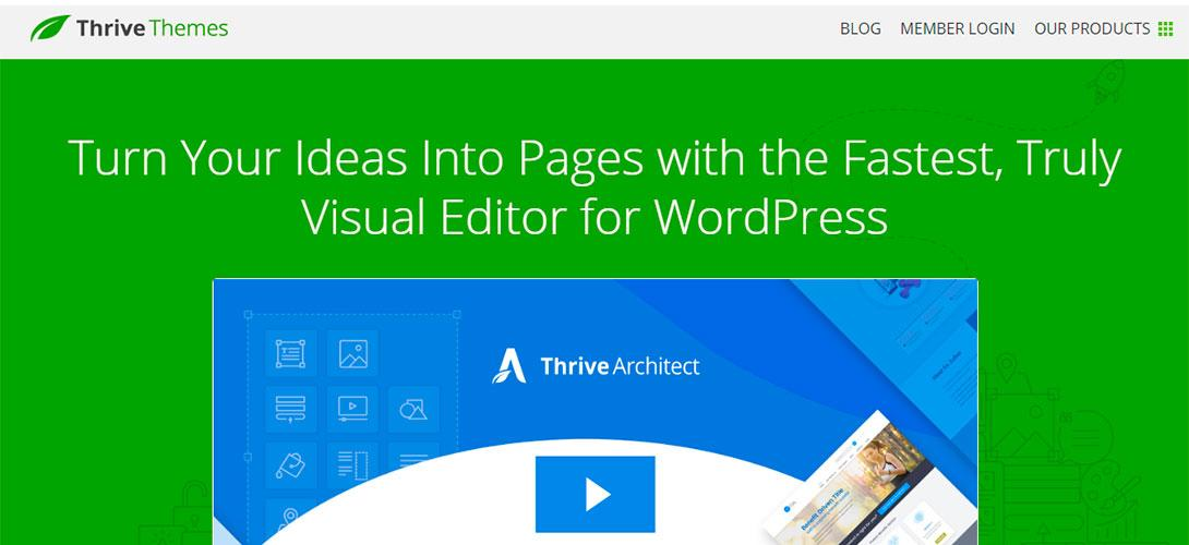 thrive themes site