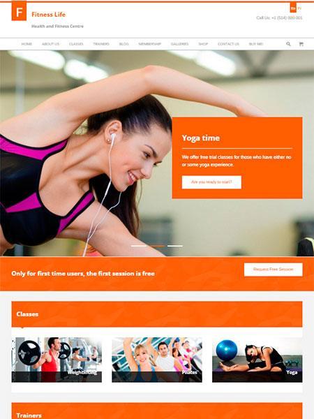 fitnesslife-wordpress