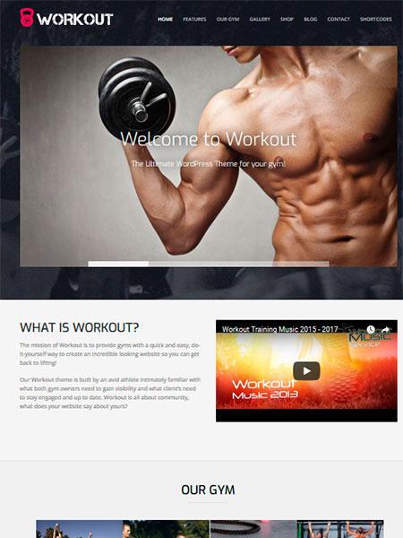 workout-wordpress